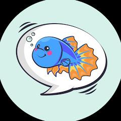 Girl Talks Fish