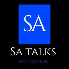 SA Talks Motivation