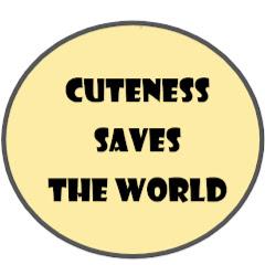 Cuteness saves the world