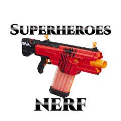 Superheroes Nerf