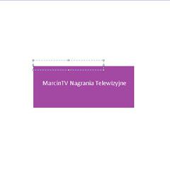 MarcinTV Nagrania Telewizyjne
