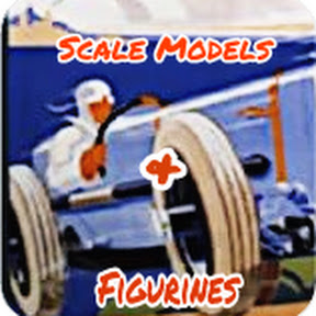 SCALE MODELS AND FIGURINES