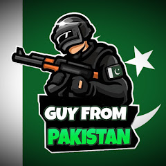 Guy from Pakistan