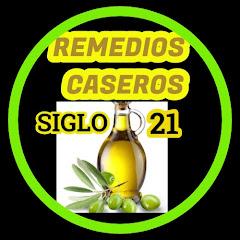 Remedios Caseros Siglo 21