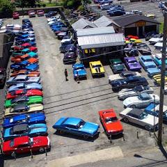 Maple Motors Muscle Cars Nick Southgate