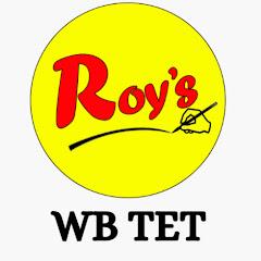 Roy's Coaching - WB TET