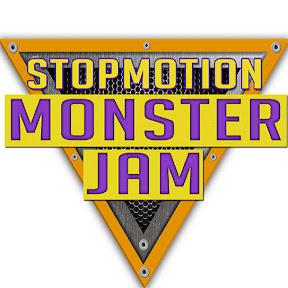 StopMotion MonsterJam