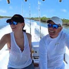 Florida Fishing Couple