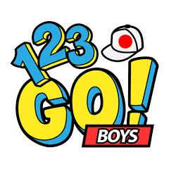 123 GO! BOYS Japanese