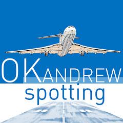 OKandrew ✈ Planespotting Channel