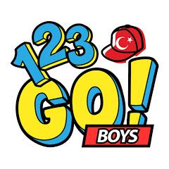 123 GO! BOYS Turkish