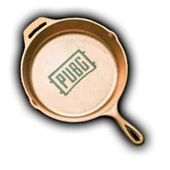 Golden Pan PUBG