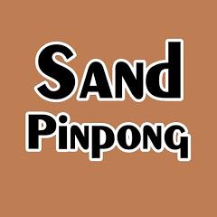 Sand Pinpong