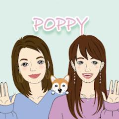 【アラフォーから人生は面白い】POPPY