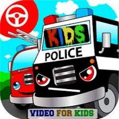 KIDS POLICE CAR HD