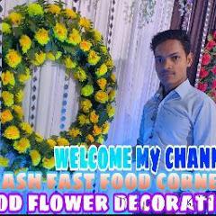 Vikash fast food corner new Good flower decoration