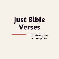 Just Bible Verses