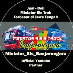 Miniatur Bis & Truk Banjarnegara