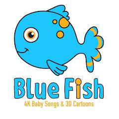 Blue Fish : Nursery Rhymes & Kids songs (4K)