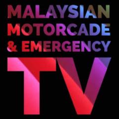 MALAYSIAN MOTORCADE & EMERGENCY TV
