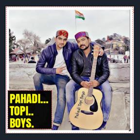 PAHADI TOPI BOYS HIMACHAL PRADESH