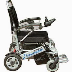 Portashopper Electric Wheelchair