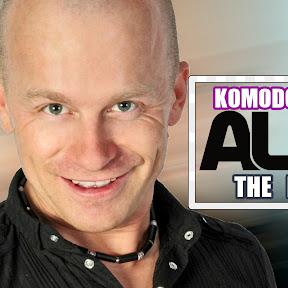 Alex Red Komodo