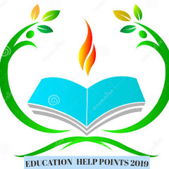 EDUCATION HELP POINTS 2019