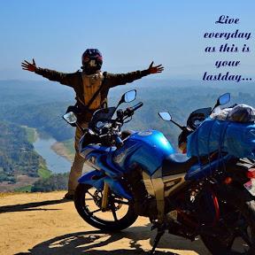 Adventure Biker