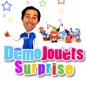 Démo Jouets Surprise !