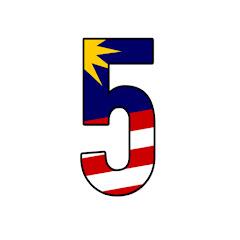TOP 5 MALAYSIA