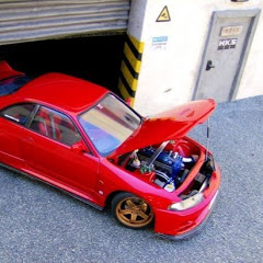 Scale Models by jdm24scale