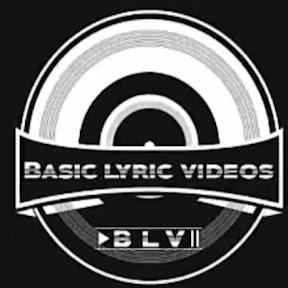 Basic Lyric Videos