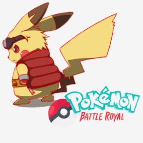 Pokemon Battle Royale