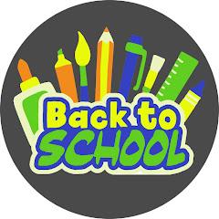 Back To School Kids Learning