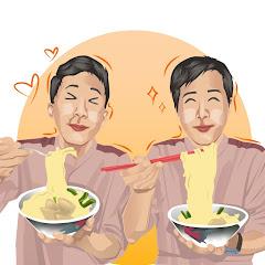 Kembar Makan Makan