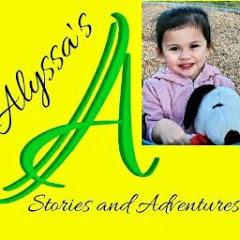 Alyssa's Stories and Adventures