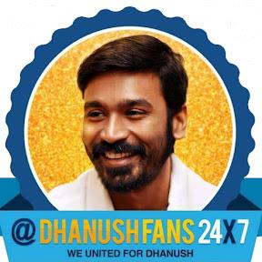 Dhanush Fans 24x7