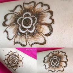 Henna Design -by Ramla