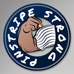 Pinstripe Strong