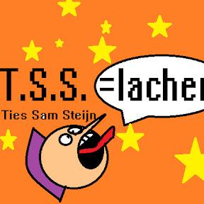 T.S.S. is lachen