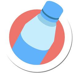Bottle flip king Master
